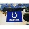 """FANMATS NFL - Indianapolis Colts Man Cave Starter Rug 19""""x30"""""""