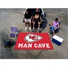 FANMATS NFL - Kansas City Chiefs Man Cave UltiMat Rug 5'x8'