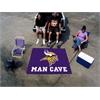FANMATS NFL - Minnesota Vikings Man Cave Tailgater Rug 5'x6'