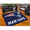 "FANMATS NFL - New England Patriots Man Cave All-Star Mat 33.75""x42.5"""