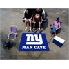 FANMATS NFL - New York Giants Man Cave Tailgater Rug 5'x6'