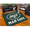 "FANMATS NFL - New York Jets Man Cave All-Star Mat 33.75""x42.5"""