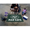 FANMATS NFL - New York Jets Man Cave UltiMat Rug 5'x8'