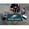 FANMATS NFL - Philadelphia Eagles Man Cave UltiMat Rug 5'x8'
