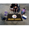 FANMATS NFL - Pittsburgh Steelers Man Cave UltiMat Rug 5'x8'