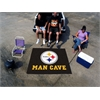 FANMATS NFL - Pittsburgh Steelers Man Cave Tailgater Rug 5'x6'