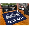 "FANMATS NFL - Seattle Seahawks Man Cave All-Star Mat 33.75""x42.5"""