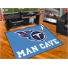 "FANMATS NFL - Tennessee Titans Man Cave All-Star Mat 33.75""x42.5"""