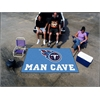 FANMATS NFL - Tennessee Titans Man Cave UltiMat Rug 5'x8'