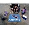 FANMATS NFL - Tennessee Titans Man Cave Tailgater Rug 5'x6'