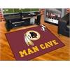 "FANMATS NFL - Washington Redskins Man Cave All-Star Mat 33.75""x42.5"""