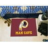 "FANMATS NFL - Washington Redskins Man Cave Starter Rug 19""x30"""