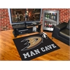 "FANMATS \NHL - Anaheim Ducks Man Cave All-Star Mat 33.75""x42.5"""