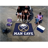 FANMATS \NHL - Buffalo Sabres Man Cave Tailgater Rug 5'x6'