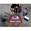 FANMATS \NHL - Colorado Avalanche Man Cave Tailgater Rug 5'x6'