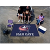 FANMATS \NHL - Columbus Blue Jackets Man Cave UltiMat Rug 5'x8'