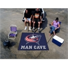 FANMATS \NHL - Columbus Blue Jackets Man Cave Tailgater Rug 5'x6'