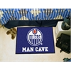 "FANMATS \NHL - Edmonton Oilers Man Cave Starter Rug 19""x30"""