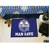 "FANMATS \NHL - Edmonton Oilers Man Cave Starter Rug 19""x30"""