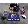 FANMATS \NHL - Edmonton Oilers Man Cave Tailgater Rug 5'x6'