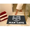 "FANMATS \NHL - Los Angeles Kings Man Cave All-Star Mat 33.75""x42.5"""
