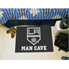 "FANMATS \NHL - Los Angeles Kings Man Cave Starter Rug 19""x30"""