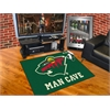 "FANMATS \NHL - Minnesota Wild Man Cave All-Star Mat 33.75""x42.5"""