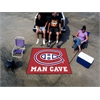 FANMATS \NHL - Montreal Canadiens Man Cave Tailgater Rug 5'x6'