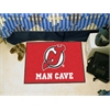 "FANMATS \NHL - New Jersey Devils Man Cave Starter Rug 19""x30"""
