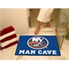 "FANMATS \NHL - New York Islanders Man Cave All-Star Mat 33.75""x42.5"""