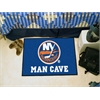 "FANMATS \NHL - New York Islanders Man Cave Starter Rug 19""x30"""