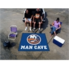 FANMATS \NHL - New York Islanders Man Cave Tailgater Rug 5'x6'