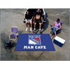 FANMATS \NHL - New York Rangers Man Cave UltiMat Rug 5'x8'