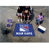 FANMATS \NHL - New York Rangers Man Cave Tailgater Rug 5'x6'