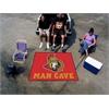FANMATS \NHL - Ottawa Senators Man Cave Tailgater Rug 5'x6'