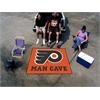 FANMATS \NHL - Philadelphia Flyers Man Cave Tailgater Rug 5'x6'