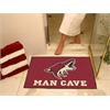 "FANMATS \NHL - Arizona Coyotes Man Cave All-Star Mat 33.75""x42.5"""