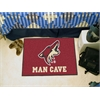 "FANMATS \NHL - Arizona Coyotes Man Cave Starter Rug 19""x30"""