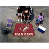 FANMATS \NHL - Arizona Coyotes Man Cave Tailgater Rug 5'x6'