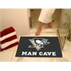 "FANMATS \NHL - Pittsburgh Penguins Man Cave All-Star Mat 33.75""x42.5"""