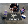 FANMATS \NHL - Pittsburgh Penguins Man Cave UltiMat Rug 5'x8'