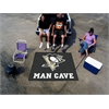 FANMATS \NHL - Pittsburgh Penguins Man Cave Tailgater Rug 5'x6'