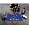 FANMATS \NHL - St. Louis Blues Man Cave UltiMat Rug 5'x8'