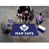 FANMATS \NHL - Toronto Maple Leafs Man Cave UltiMat Rug 5'x8'