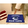 "FANMATS \NHL - Vancouver Canucks Man Cave All-Star Mat 33.75""x42.5"""