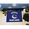 "FANMATS \NHL - Vancouver Canucks Man Cave Starter Rug 19""x30"""
