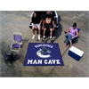 FANMATS \NHL - Vancouver Canucks Man Cave Tailgater Rug 5'x6'