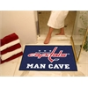 "FANMATS \NHL - Washington Capitals Man Cave All-Star Mat 33.75""x42.5"""