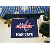 "FANMATS \NHL - Washington Capitals Man Cave Starter Rug 19""x30"""
