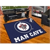 "FANMATS \NHL - Winnipeg Jets Man Cave All-Star Mat 33.75""x42.5"""